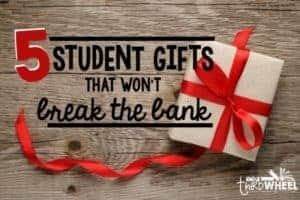 Inexpensive Student Gift Ideas for Teachers