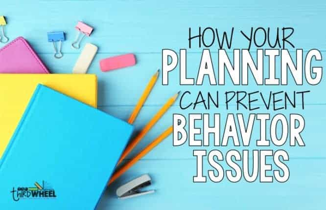Lesson Preparation for Classroom Management Success