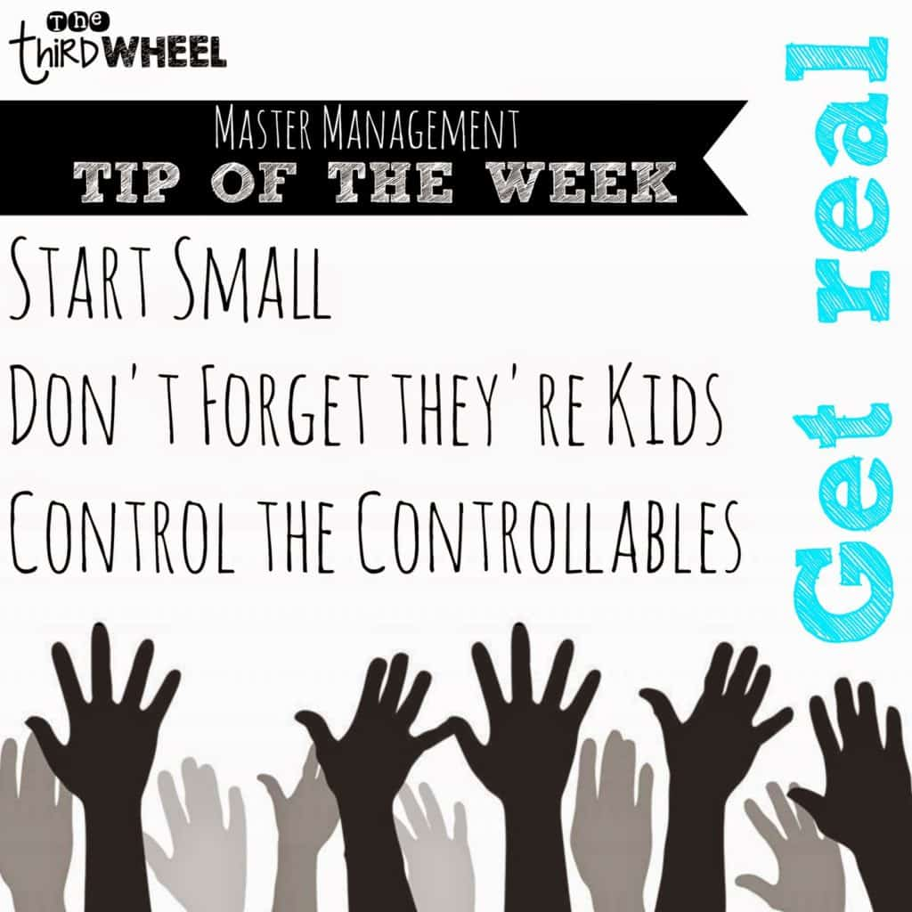 There are a lot of lofty classroom management techniques out there, so it's time to take it back a step and get real with our techniques, systems, and expectations. I describe three ways to get real with your classroom management in this post, including one of the most important concepts - don't forget they're kids! Read all three and why I think they're important in this post.