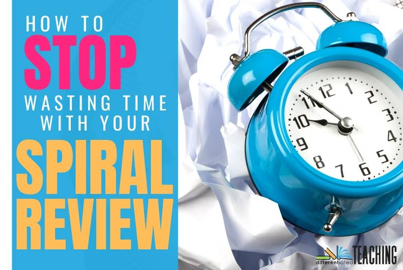 Improving Student Outcomes with Spiral Review