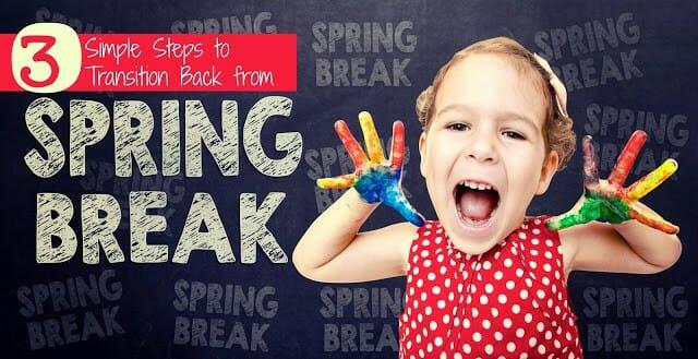 Spring Break Management Tips