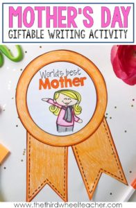 Mother's Day Craft - Pink
