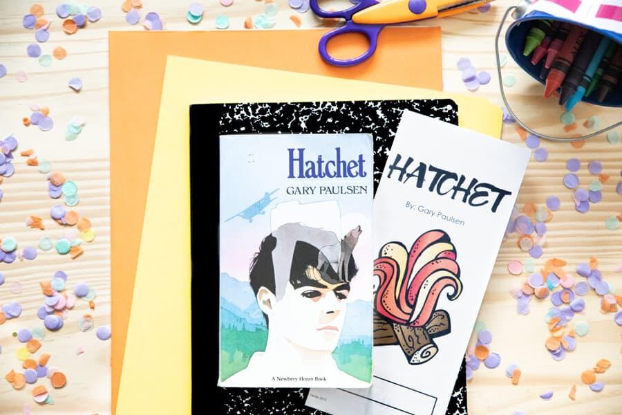 Hatchet Novel Study Book