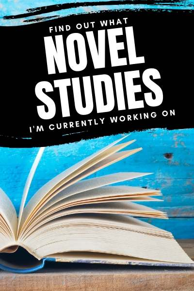 find out what novel studies are in progress