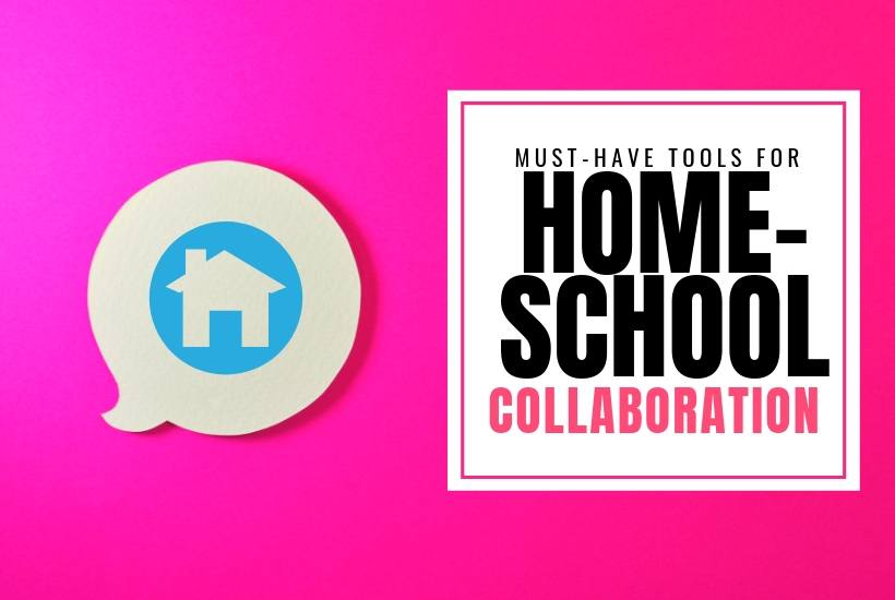 must have tools to organize home-school communication for the new school year