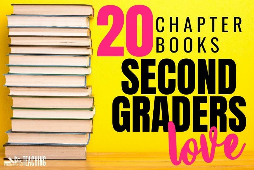 best chapter books for 2nd graders