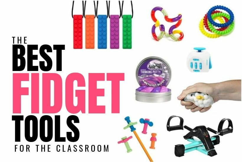 The Best fidget tools for the classroom