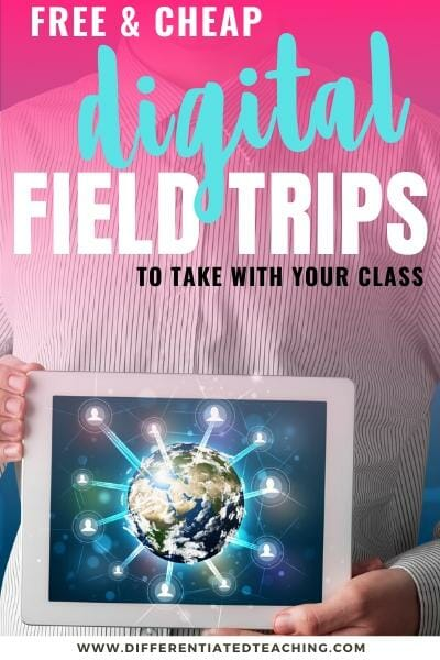 free or cheap virtual field trips to take with students