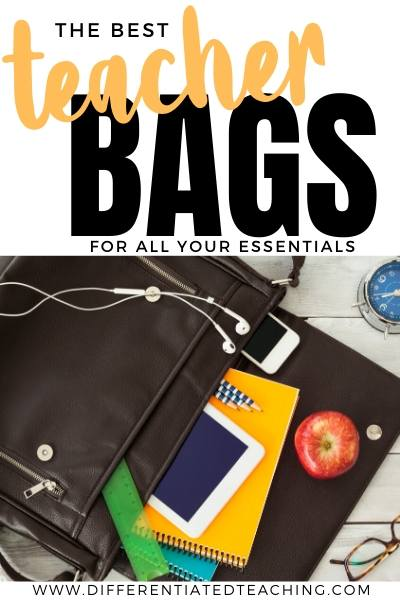 The Best Bags for Teachers who want to Stay Organized