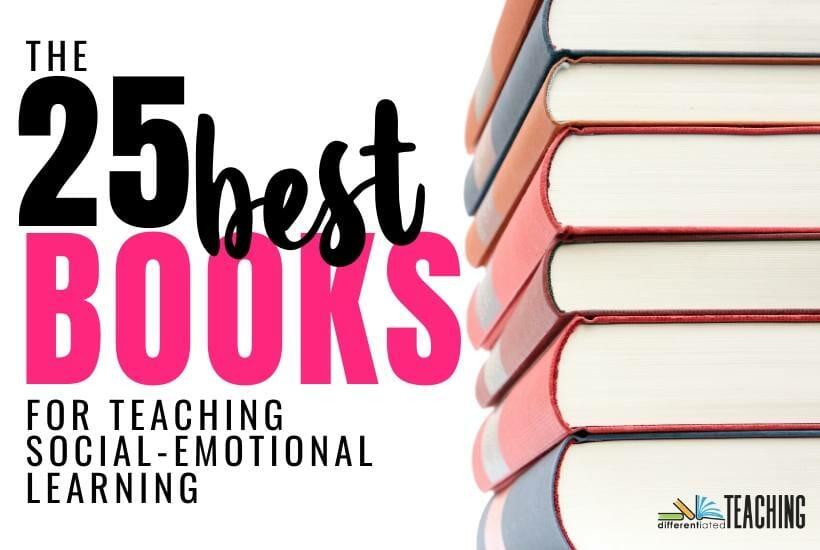 25 social emotional learning books