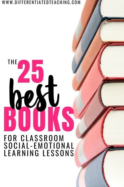 Social Emotional Learning Books for the Classroom