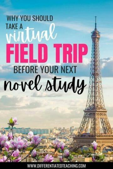 virtual field trip to paris