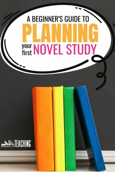beginners guide to planning a novel study