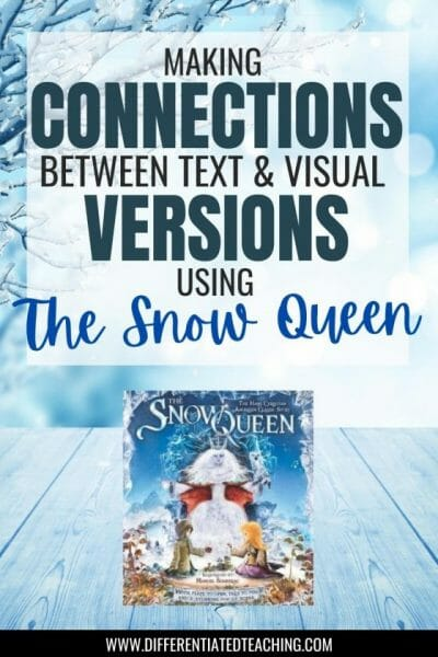 CONNECTIONS USING THE SNOW QUEEN