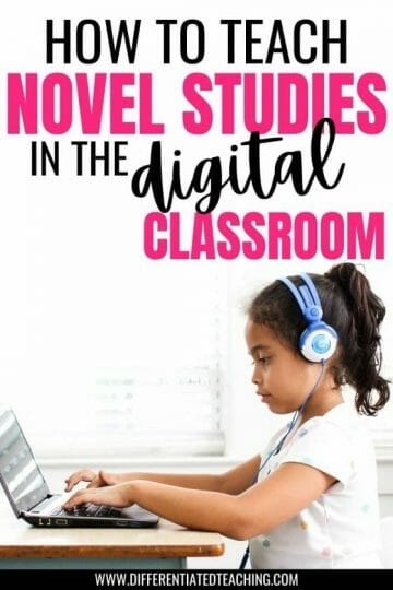 HOW TO TEACH NOVEL STUDIES WITH REMOTE LEARNING