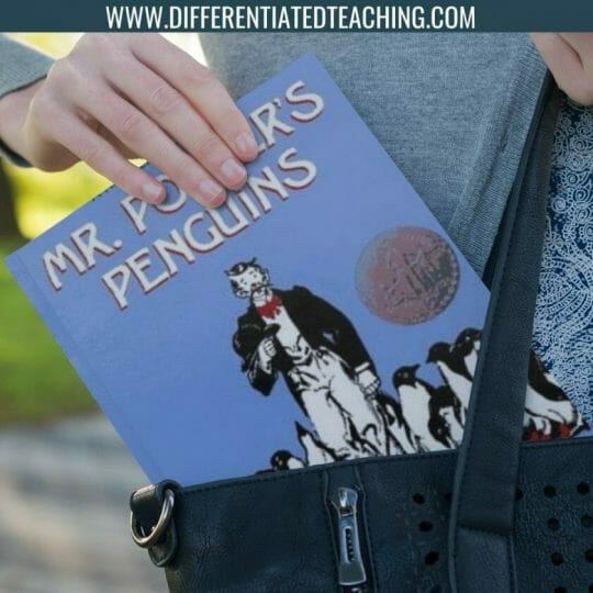 Mr Poppers Penguins - Differentiated Teaching