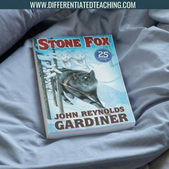 Stone Fox - Winter Novels