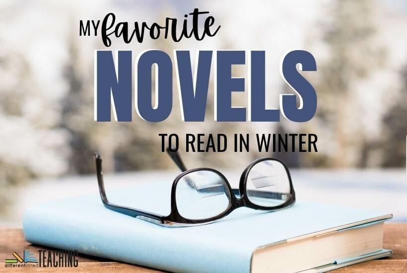 winter novels for kids